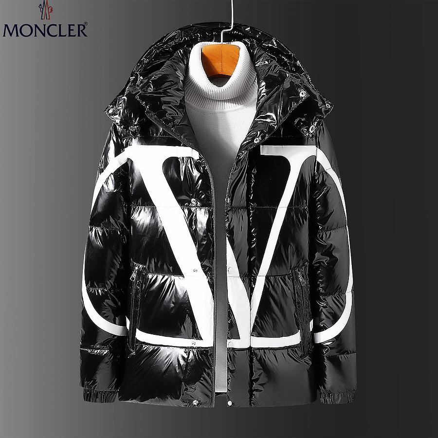 Moncler AAA+ down jacket for men #478302 replica