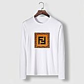 US$23.00 Fendi Long-Sleeved T-Shirts for MEN #477156