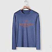US$23.00 HERMES Long-Sleeved T-shirts for MEN #477290