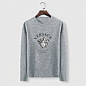 US$23.00 Versace Long-Sleeved T-Shirts for men #477307