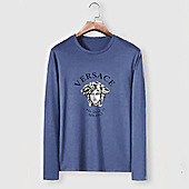 US$23.00 Versace Long-Sleeved T-Shirts for men #477310