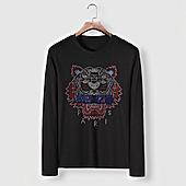 US$23.00 KENZO long-sleeved T-shirt for Men #478084