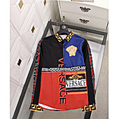 US$36.00 Versace Shirts for Versace Long-Sleeved Shirts for men #478222