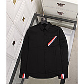 THOM BROWNE Shirts for THOM BROWNE Long-Sleeved Shirt for men #478295
