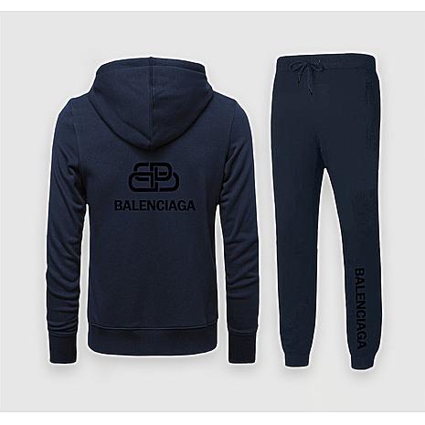 Balenciaga Tracksuits for Men #481538 replica