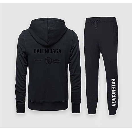 Balenciaga Tracksuits for Men #481546 replica