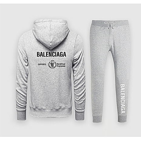 Balenciaga Tracksuits for Men #481548 replica