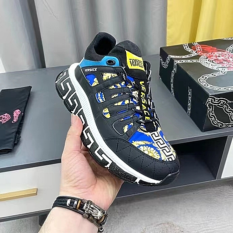 Versace shoes for MEN #481845 replica