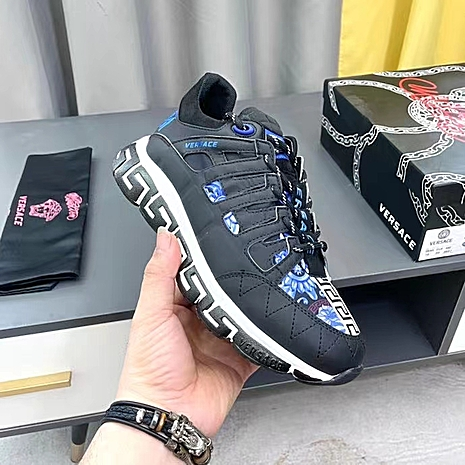 Versace shoes for MEN #481846 replica