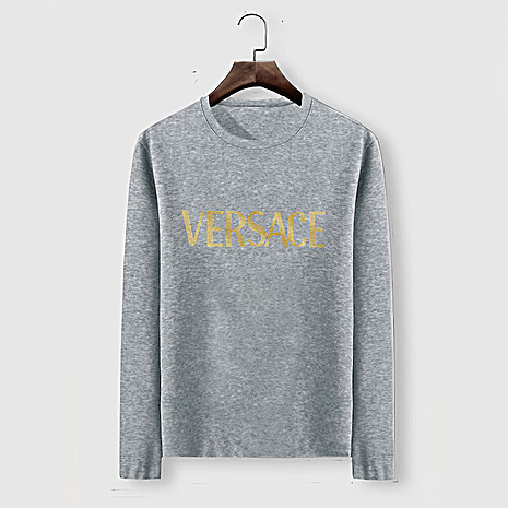 Versace Long-Sleeved T-Shirts for men #481871 replica