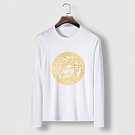 Versace Long-Sleeved T-Shirts for men #481873 replica