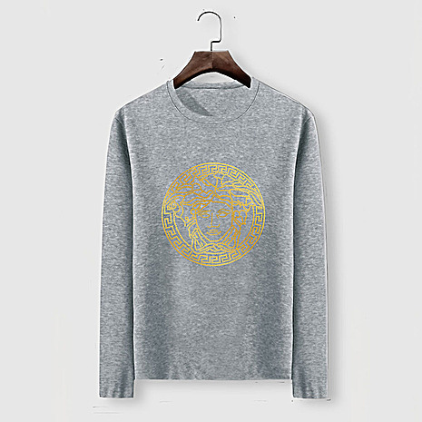 Versace Long-Sleeved T-Shirts for men #481874 replica