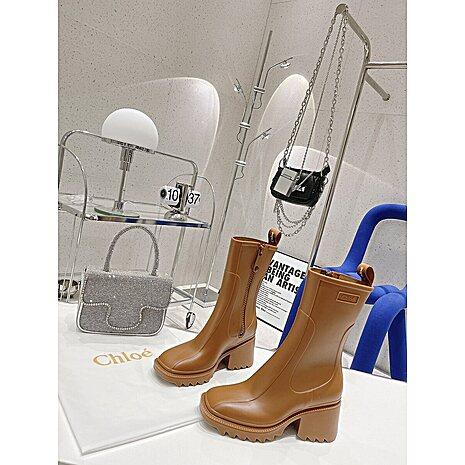 CHLOE 6cm High-heeled boots for women #481909