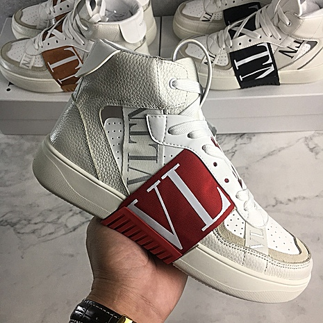 Valentino Shoes for MEN #481989 replica
