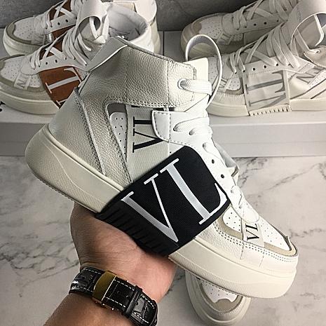 Valentino Shoes for MEN #481991 replica