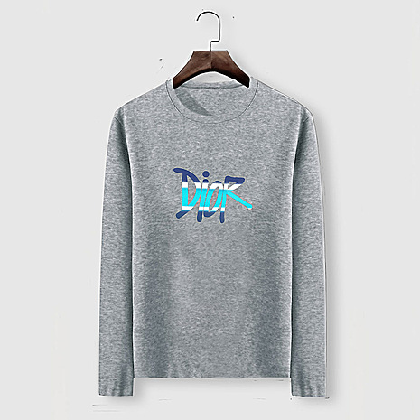 Dior Long-sleeved T-shirts for men #482211 replica