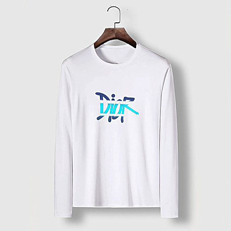 Dior Long-sleeved T-shirts for men #482212 replica
