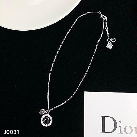 Dior necklace #482228 replica