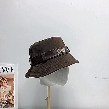 MIUMIU cap&Hats #482563