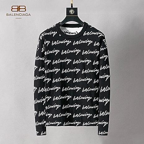 Balenciaga Sweaters for Men #482603 replica