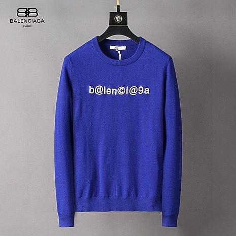 Balenciaga Sweaters for Men #482604 replica