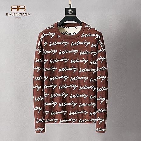 Balenciaga Sweaters for Men #482607 replica