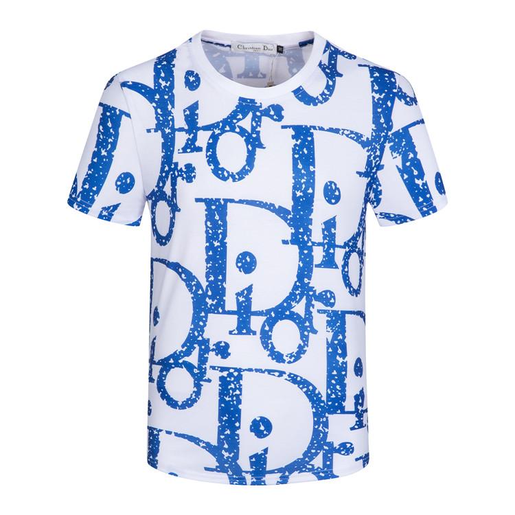 Dior T-shirts for men #481500 replica