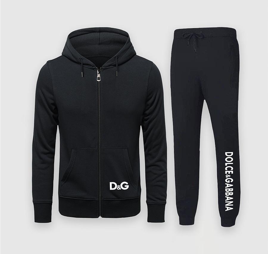 D&G Tracksuits for Men #481529 replica