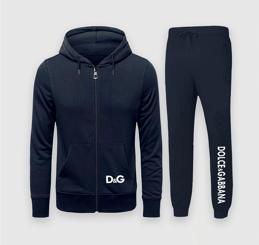 D&G Tracksuits for Men #481530 replica