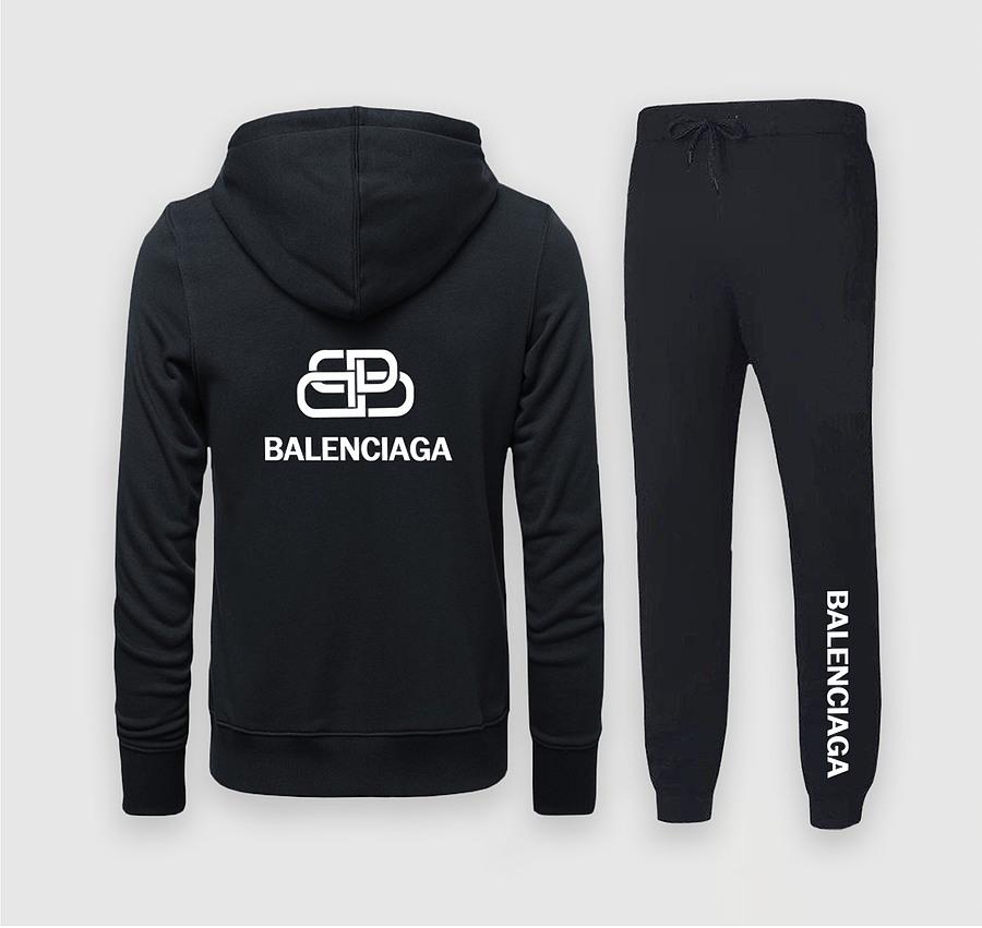 Balenciaga Tracksuits for Men #481534 replica