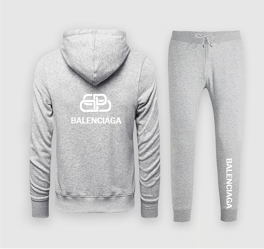 Balenciaga Tracksuits for Men #481536 replica