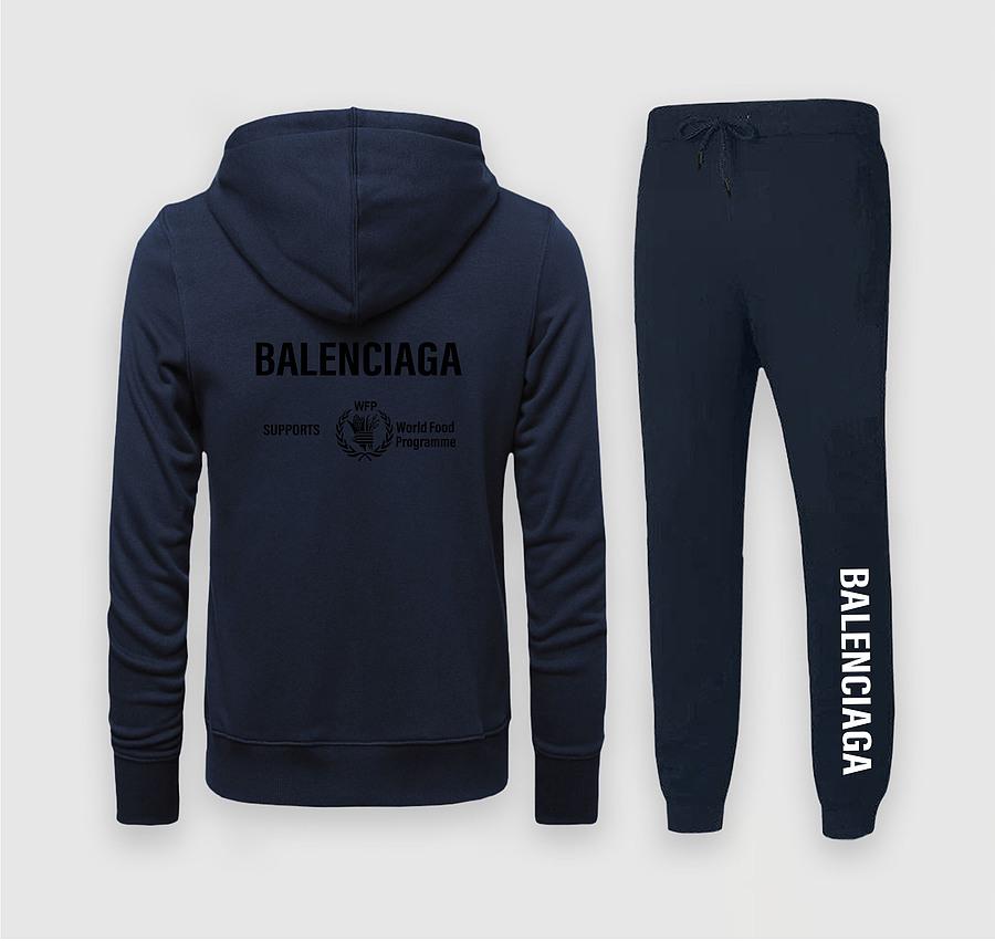 Balenciaga Tracksuits for Men #481547 replica