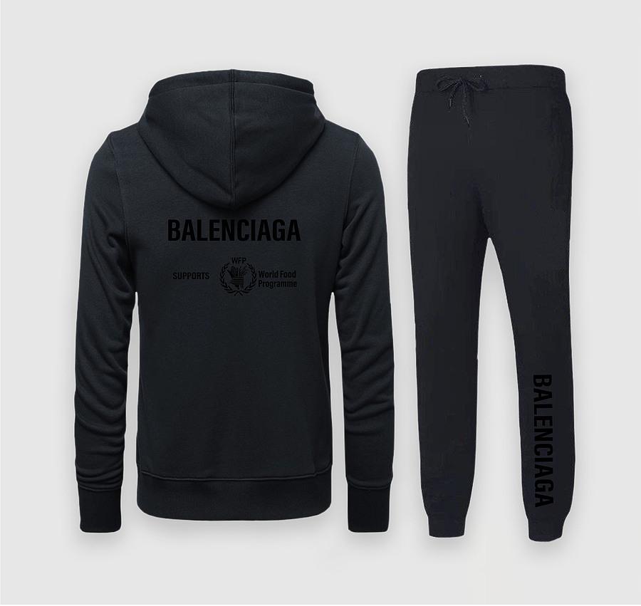 Balenciaga Tracksuits for Men #481551 replica