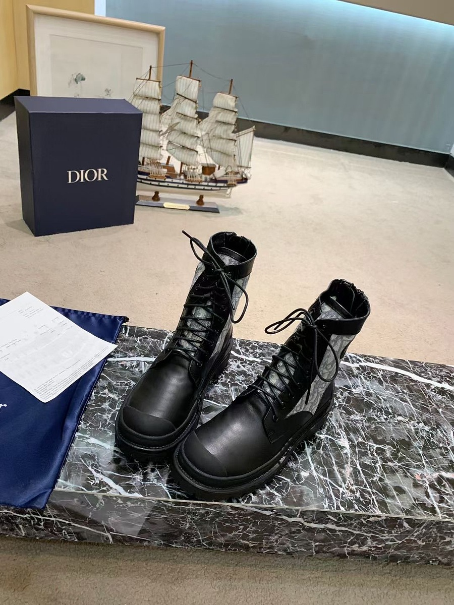 Dior Shoes for Dior boots for women #481644 replica