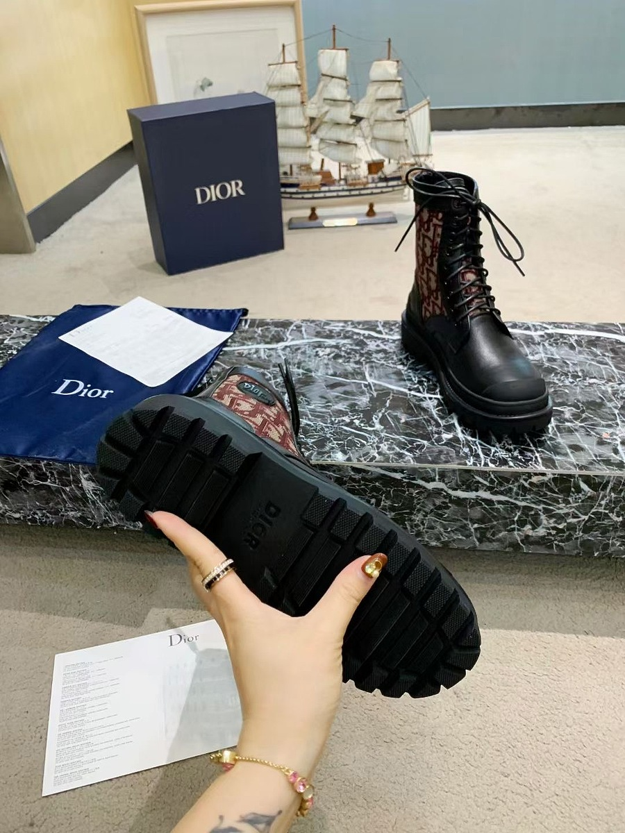 Dior Shoes for Dior boots for women #481645 replica
