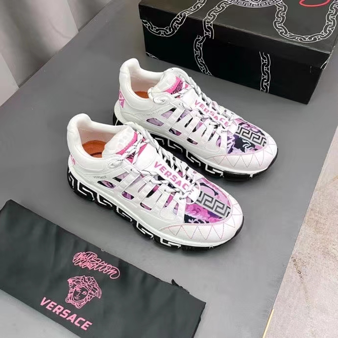 Versace shoes for MEN #481847 replica