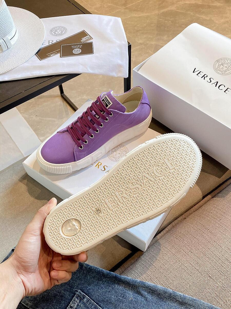 Versace shoes for MEN #481849 replica
