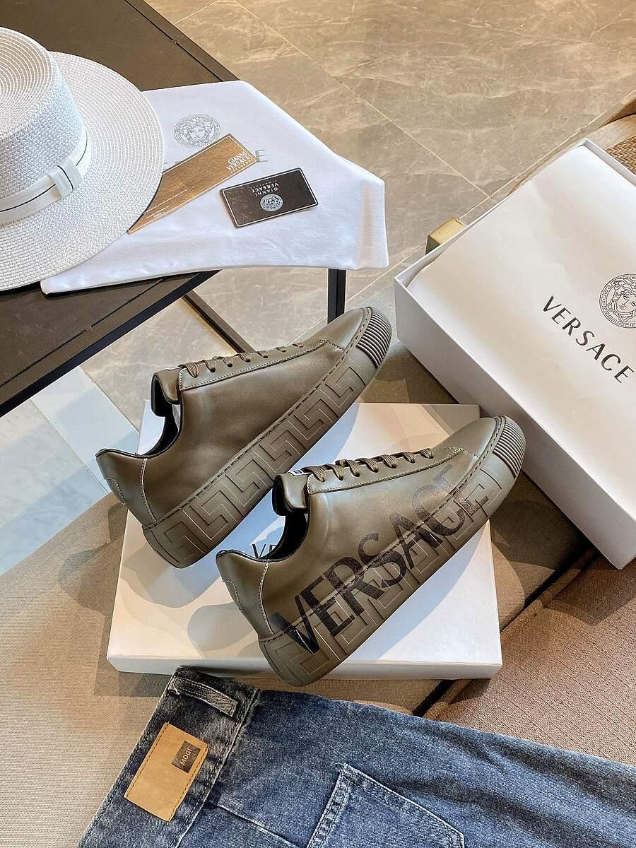 Versace shoes for MEN #481850 replica