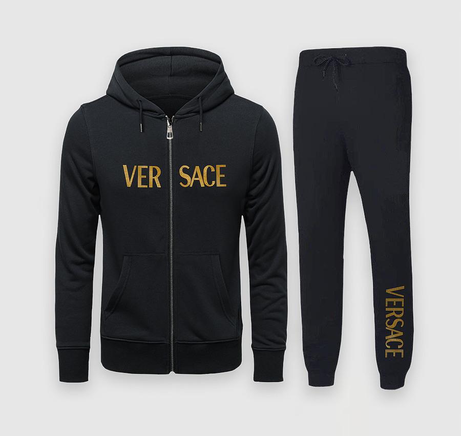 versace Tracksuits for Men #481898 replica