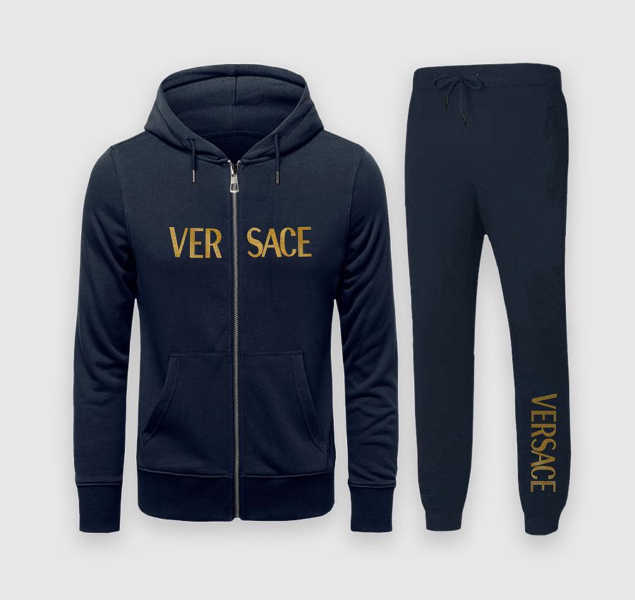 versace Tracksuits for Men #481899 replica
