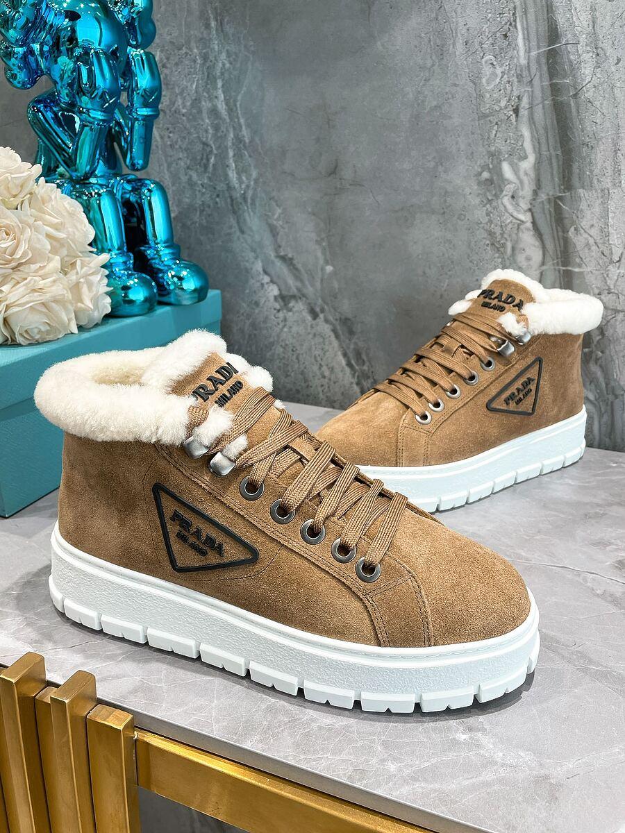 Prada Shoes for Women #481914 replica