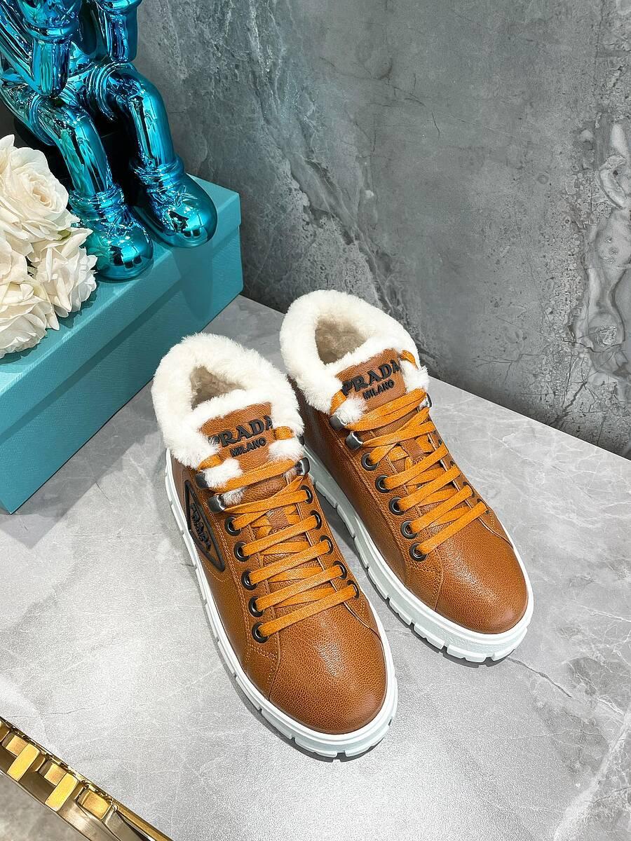 Prada Shoes for Women #481915 replica