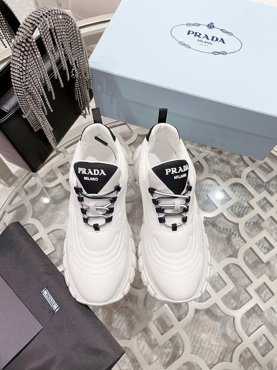 Prada Shoes for Women #481925 replica