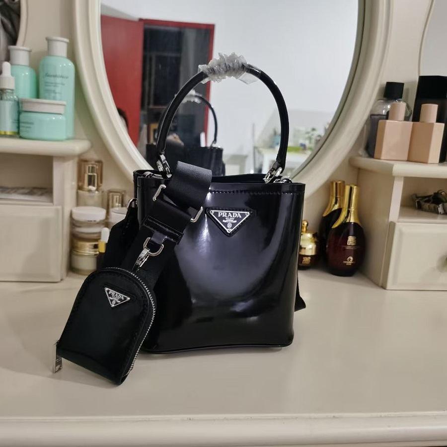 Prada AAA+ Handbags #481938 replica