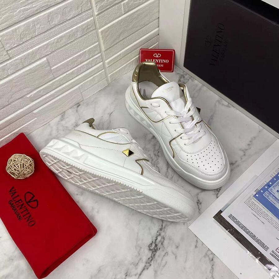 Valentino Shoes for MEN #481976 replica
