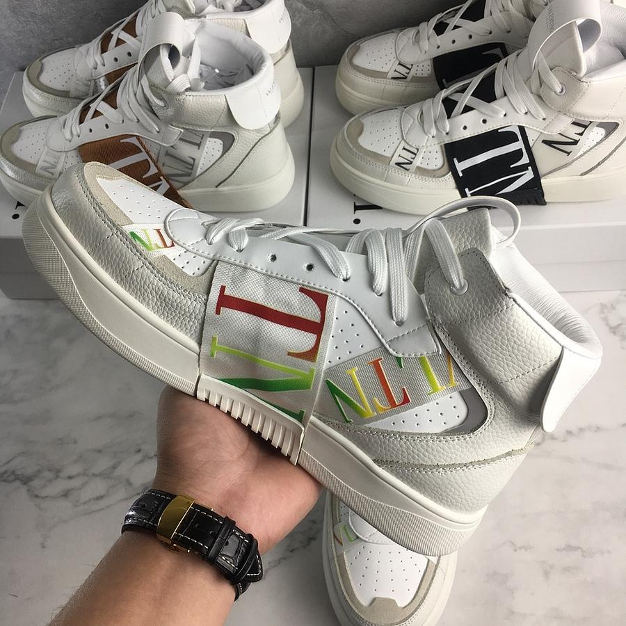 Valentino Shoes for MEN #481987 replica