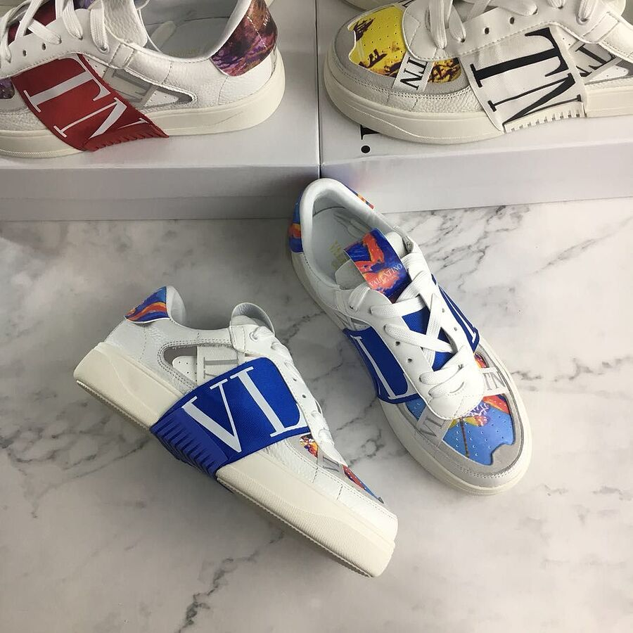 Valentino Shoes for MEN #481993 replica