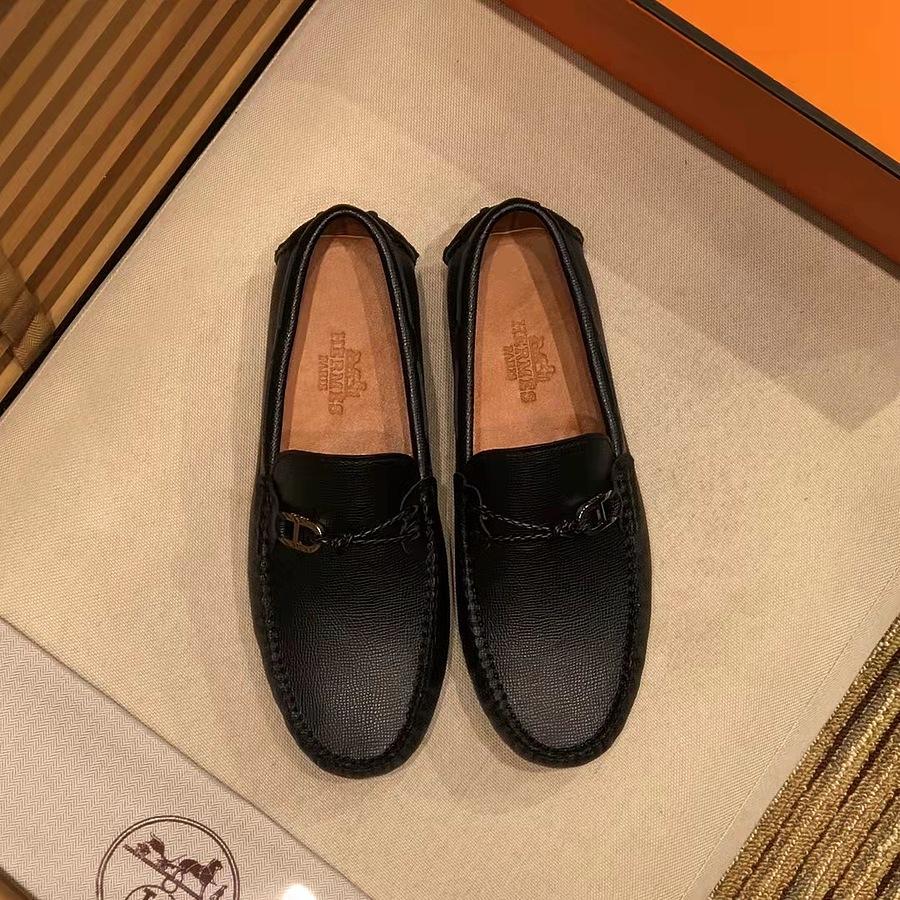 HERMES Shoes for MEN #481999 replica