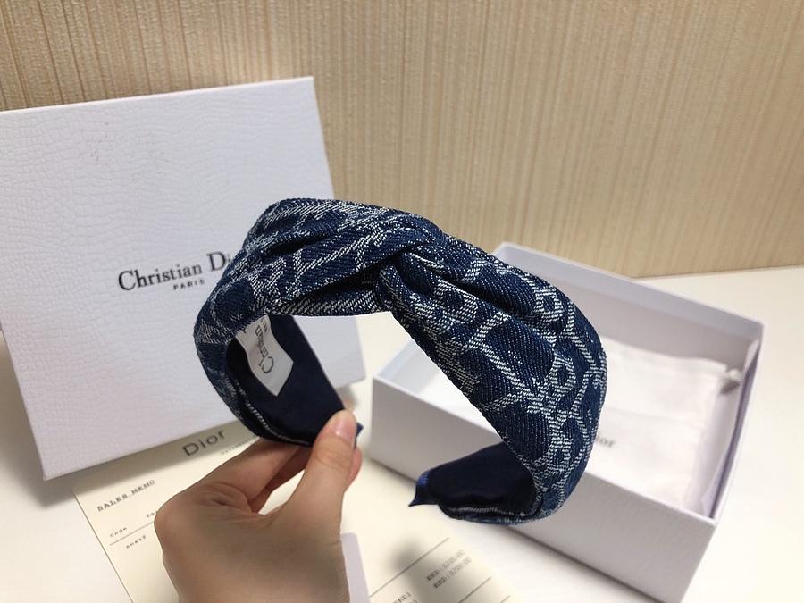 Dior Headband #482165 replica
