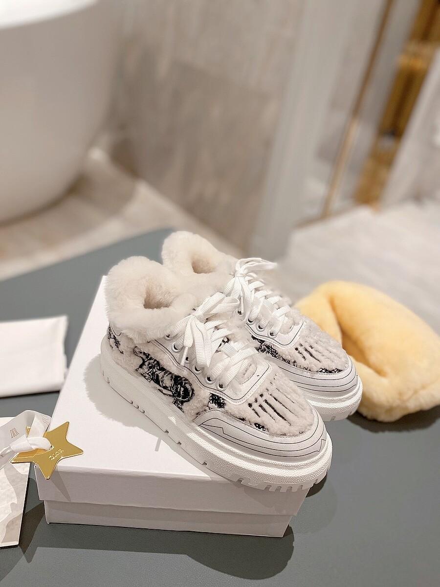 Dior Shoes for Women #482190 replica